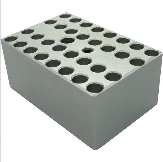 heating block for 0.2 ml tubes strips