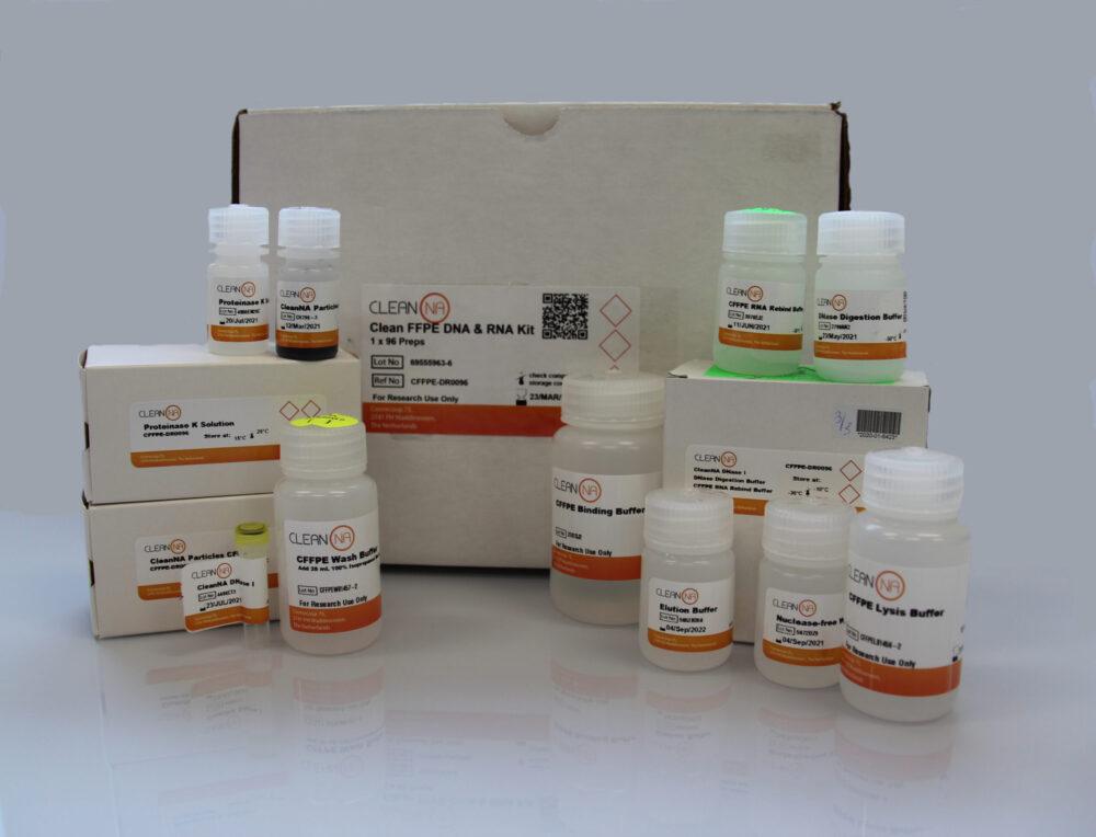 Clean FFPE DNA_RNA – 96 preps